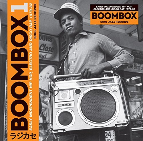 Soul Jazz Record Presents Boombox