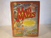 Robert Abbott Mad Mazes Intriguing Mind Twisters For Puzzle Buffs Game Nuts & Other Smart People