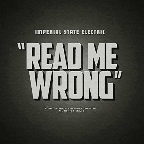Imperial State Electric/Read Me Wrong