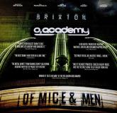 Of Mice & Men Live At Brixton