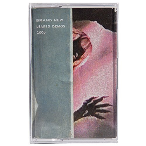 Brand New Leaked Demos 2006 (red Cassette) Vinyl In Standard Jacket