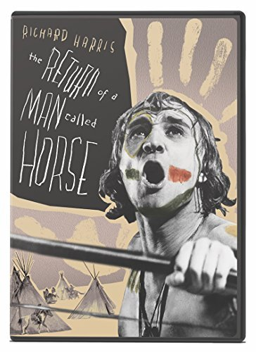 Return Of A Man Called Horse Harris Sondergaard Lewis DVD Pg