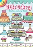 Eileen Rudisill Miller Little Bakery Sticker Activity Book