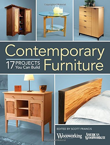 Scott Francis Contemporary Furniture 17 Projects You Can Build