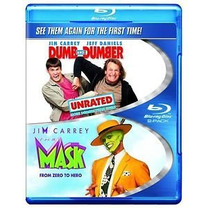 Dumb & Dumber The Mask Double Feature