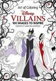 Dbg Art Of Coloring Disney Villains 100 Images To Inspire Creativity