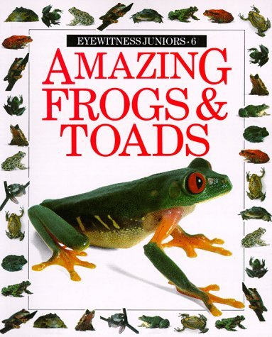 Barry Clarke Amazing Frogs & Toads