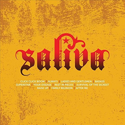 Saliva Icon Explicit Version