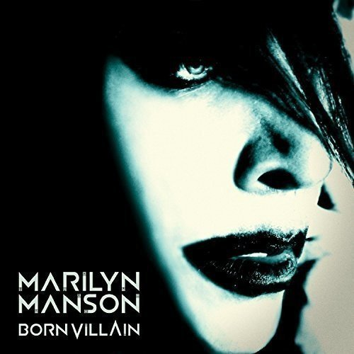 Marilyn Manson Born Villain (bonus Track) Import Gbr Uk Tour Edit With Bonus Track