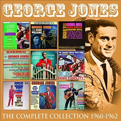 George Jones Complete Collection 1960 1962