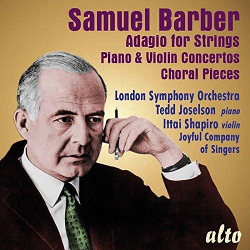 Tedd / London Symphon Joselson/Barber: Adagio For Strings - P@.