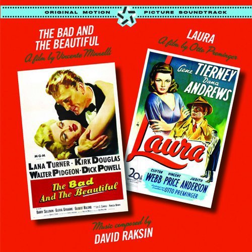 Bad & The Beautiful / Laura/Bad & The Beautiful / Laura@Import-Esp@Incl. Bonus Tracks/16-Page Boo