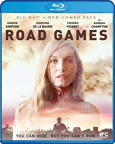 Road Games Road Games Blu Ray Nr