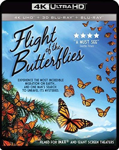 Imax: Flight Of The Butterflies/Imax: Flight Of The Butterflies@4K