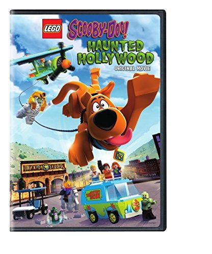Lego Scooby/Haunted Hollywood@Dvd