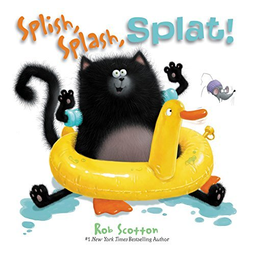 Rob Scotton Splish Splash Splat!