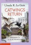 Ursula K. Le Guin Catwings Return Catwings Return