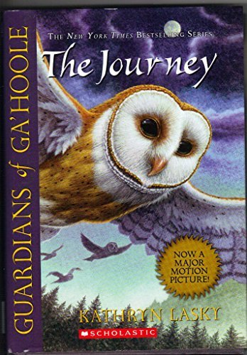 Kathryn Lasky The Journey Guardians Of Ga'hoole Book 2