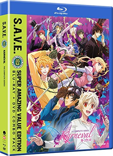 Karneval The Complete Series Blu Ray