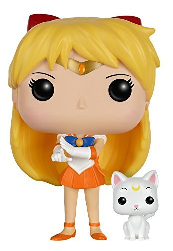 Figurine Funko Pop Anime Sailor Moon Sailor Venus With A