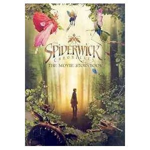The Spiderwick Chronicles The Movie Storybook The Movie Storybook