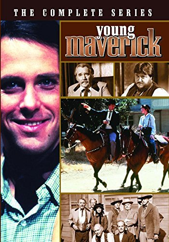 Young Maverick The Complete Series DVD Mod This Item Is Made On Demand Could Take 2 3 Weeks For Delivery
