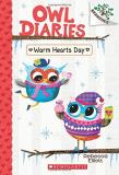 Rebecca Elliott Warm Hearts Day A Branches Book (owl Diaries #5) Volume 5