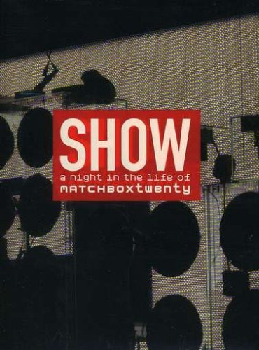 Matchbox Twenty Show Night In The Life Of Mat Explicit Version 2 DVD