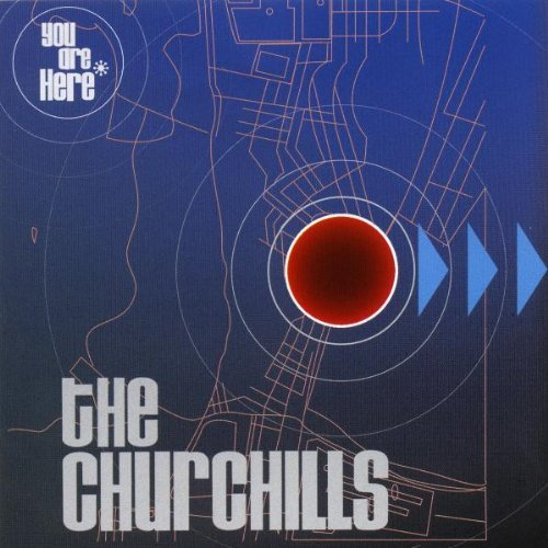 Churchills You Are Here Enhanced CD