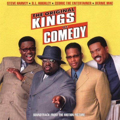 Original Kings Of Comedy Soundtrack Explicit Version Juvenile & Lil Wayne Monifah