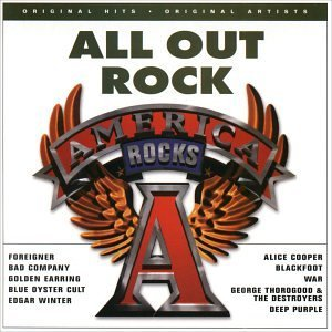 Rock The Planet All Out Rock B.O.C. Blackfoot War Winter Rock The Planet