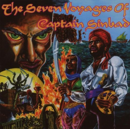 Captain Sinbad Seven Voyages Of Captain Sinba