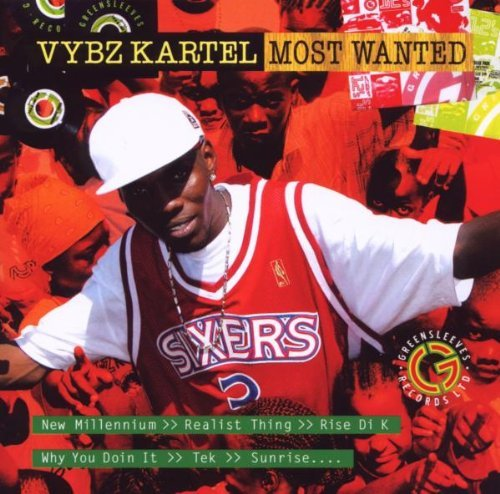 Vybz Kartel Most Wanted