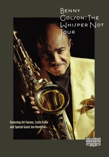 Benny Golson Whisper Not Tour Nr