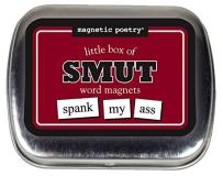 Magnetic Poetry Little Box Of Smut Words