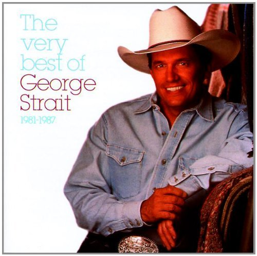 George Strait Very Best Of 1981 87 Import Eu