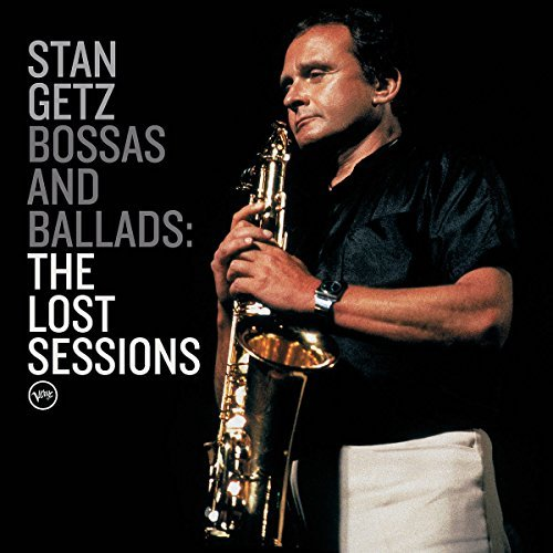 Stan Getz Bossas & Ballads Lost Session