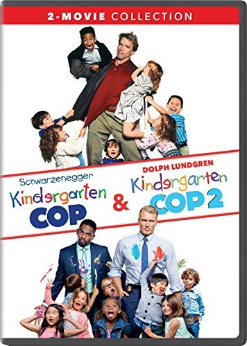 Kindergarten Cop Kindergarten Cop 2 Double Feature DVD Nr