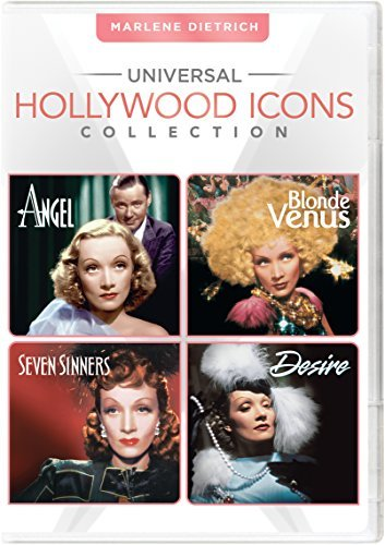 Marlene Dietrich Universal Hollywood Icons Collection DVD