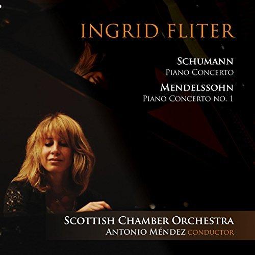 Mendelssohn,F. / Fliter,Ingrid/Schumann & Mendelssohn: Piano