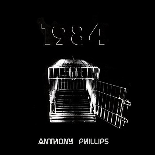 Anthony Phillips 1984 Import Gbr Deluxe Ed. Expanded Ed. Remast