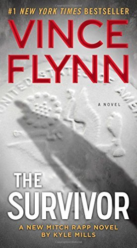 Vince Flynn The Survivor A Mitch Rapp Novel