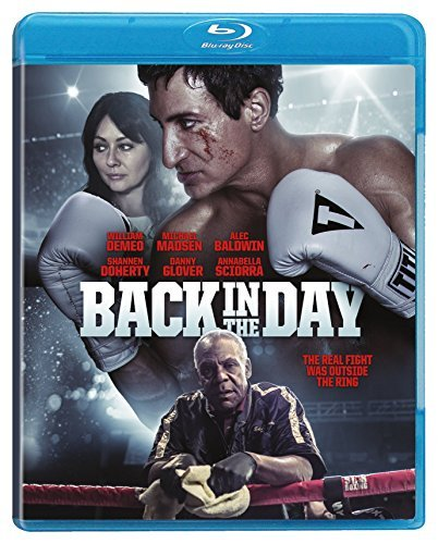 Back in The Day/Demeo/Madsen@Blu-ray@Nr