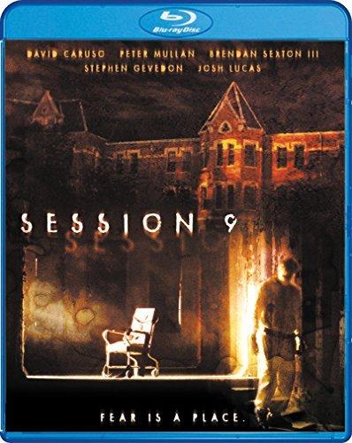 Session 9/Caruso/Mullan/Sexton III@Blu-ray@R