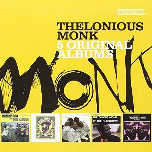 Thelonious Monk/Classic Album Selection@Import-Gbr@Box Set