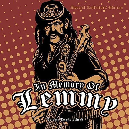 In Memory Of Lemmy Tribute T In Memory Of Lemmy Tribute T