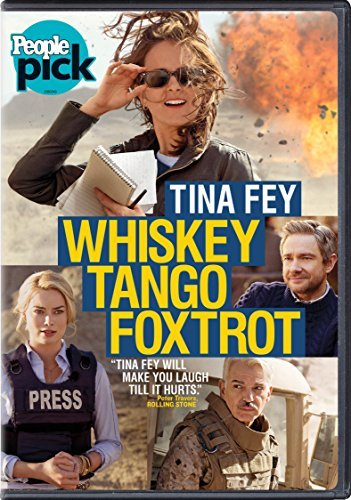Whiskey Tango Foxtrot/Fey/Robbie/Freeman@Dvd@R