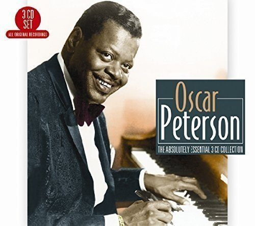 Oscar Peterson Absolutely Essential 3 CD Coll Import Gbr 3cd