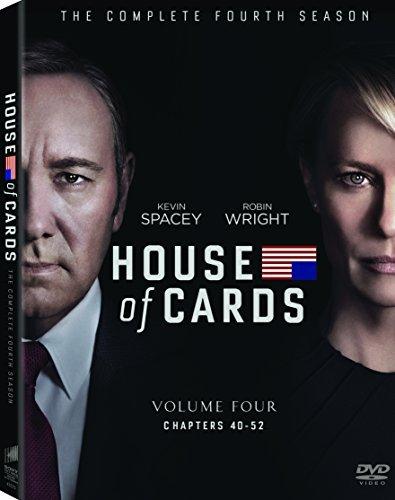 House Of Cards/Season 4@Dvd