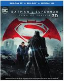 Batman V Superman Dawn Of Justice Affleck Cavill Adams Eisenberg 3d Blu Ray Dc R Dc & Theatrical